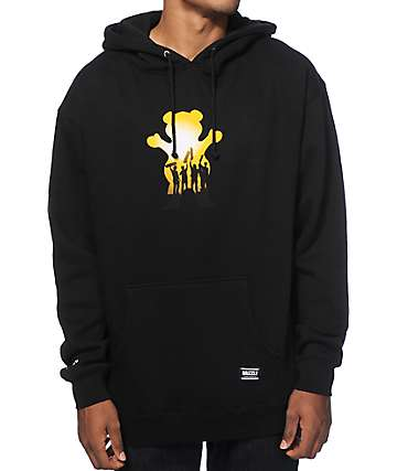 Grizzly x We Are Blood Hoodie