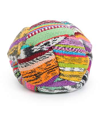 Guatemalart Fabric Hacky Sack