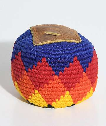 Guatemalart Leathered Hacky Sack