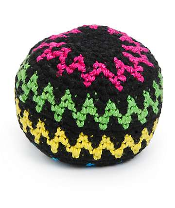 how to play hacky sack
