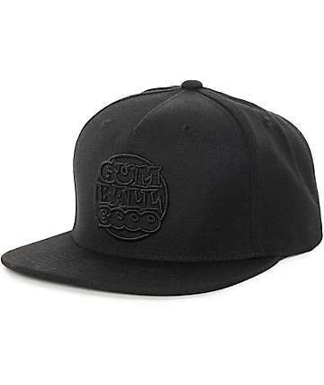 Gumball 3000 OG Black Snapback Hat