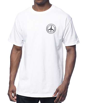 Gumball 3000 Peace White T-Shirt