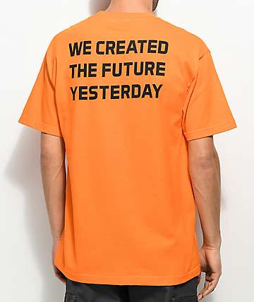H33M Slant H Orange T-Shirt