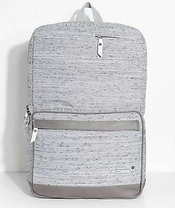 HEX Origin Grey Slub Backpack