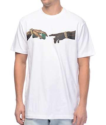 HSTRY Exchange camiseta blanca