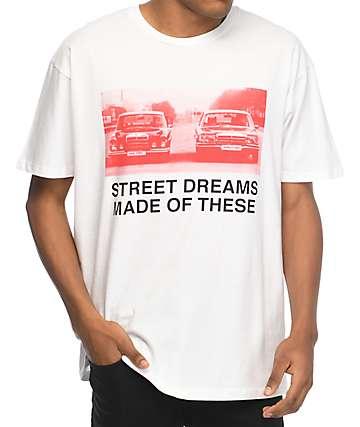 HSTRY Street Dreams camiseta blanca