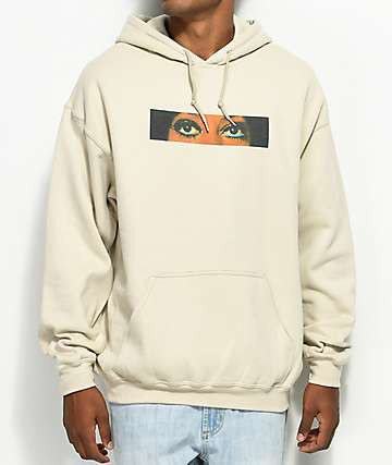 HSTRY Surrender Cream Hoodie