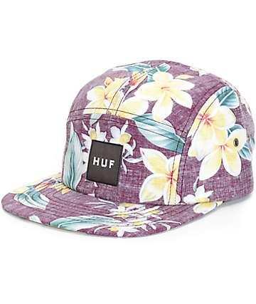 HUF Aloha 5 Panel Hat