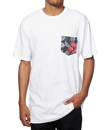 HUF Aloha Aina Pocket T-Shirt
