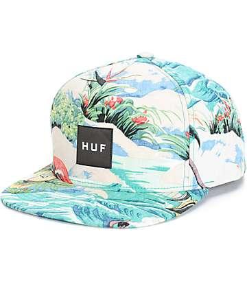 HUF Aloha Snapback Hat