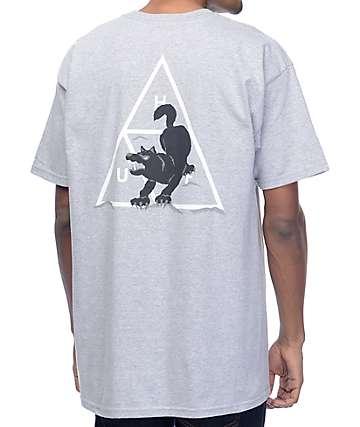 HUF Black Wolf Slate T-Shirt