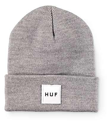 HUF Box Logo gorro con vuelta