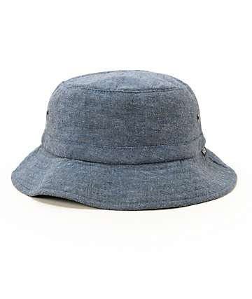 HUF Chambray Bucket Hat