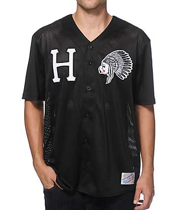 HUF Chief Baseball Jersey