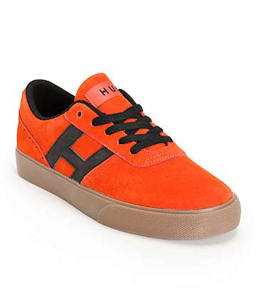 HUF Choice Suede Skate Shoes