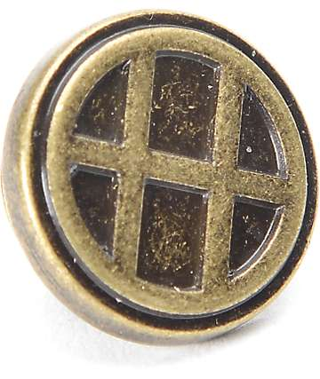 HUF Circle H Lapel Pin