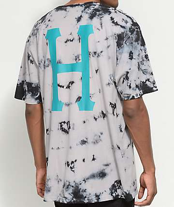 HUF Classic H Crystal Wash T-Shirt