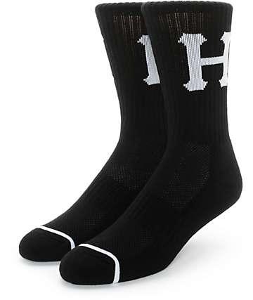 HUF Classic H Reflective Crew Socks