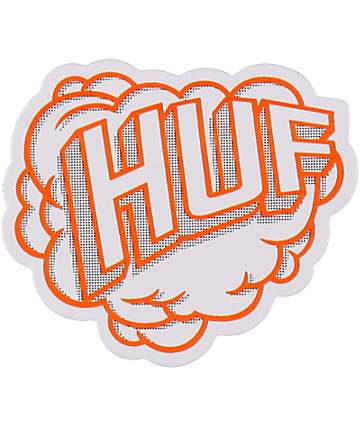 HUF Cloud Sticker
