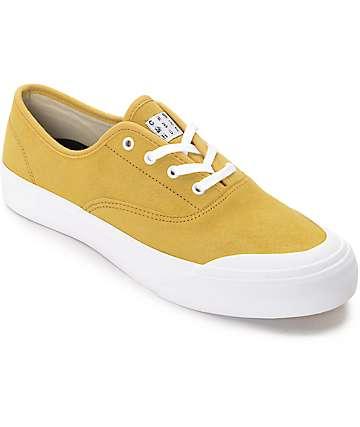 HUF Cromer Arrowood Suede Tanny Olive Skate Shoes