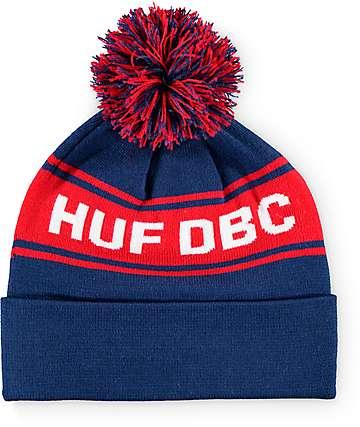 HUF DBC Crew Pom Beanie