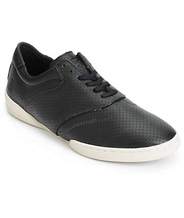 HUF Dylan Perforated Leather Skate Shoes