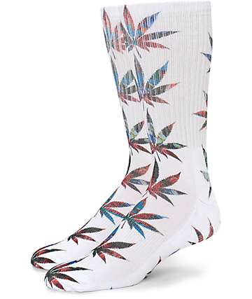 HUF Floral Plantlife Sublimated Crew Socks