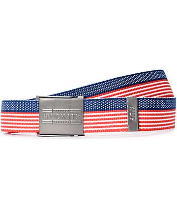 HUF Fuck It Scout Belt