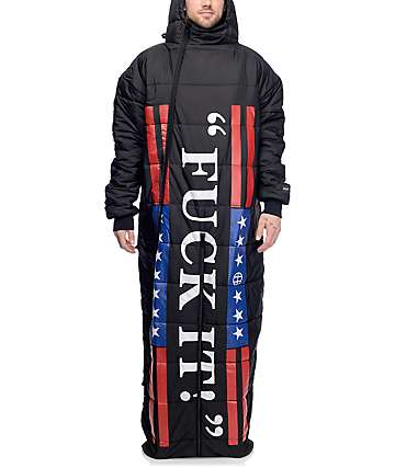 HUF Fuck It Sleeping Bag