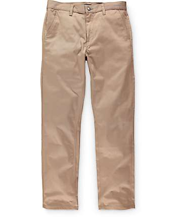 HUF Fulton Regular Fit Chino Pants