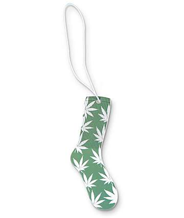 HUF Green Apple Plantlife Air Freshener