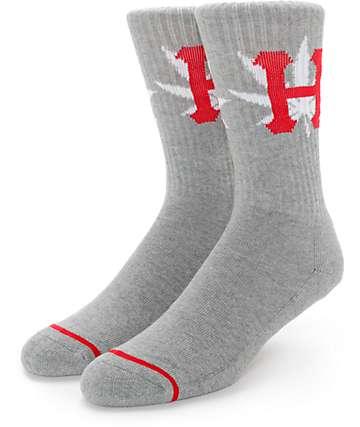 HUF H Town Crew Socks