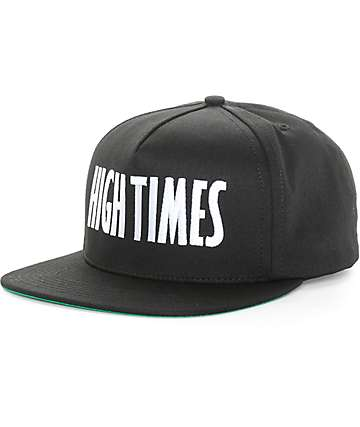 HUF High Times Snapback Hat