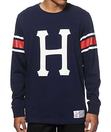 HUF Home Field Long Sleeve T-Shirt