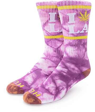 HUF Legalize LA Crew Socks