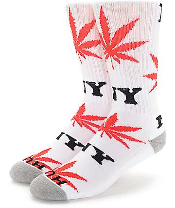 HUF Legalize New York Crew Socks