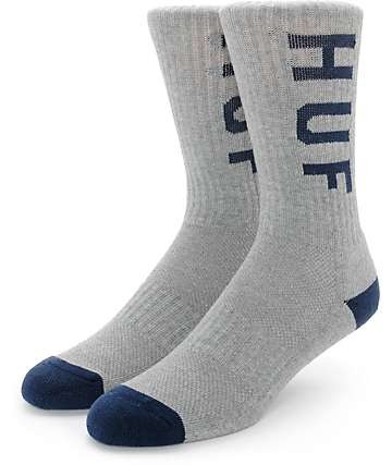 HUF Performance Crew Socks