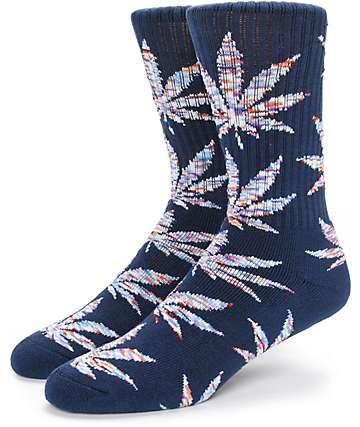 HUF Plantlife Melange Crew Socks