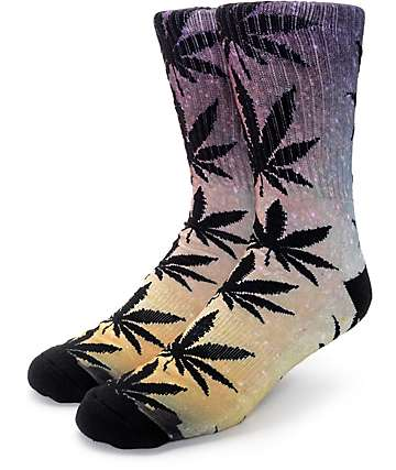 HUF Plantlife Spaced Out Crew Socks