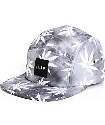 HUF Plantlife Tie Dye 5 Panel Hat