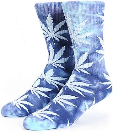 HUF Plantlife Tie Dye calcetines