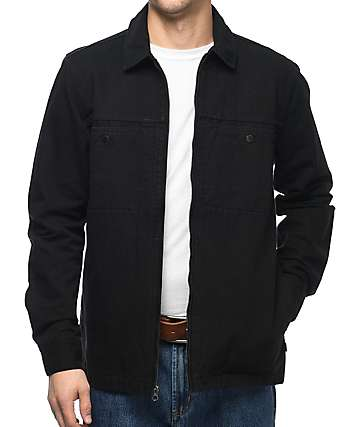 HUF Reine BDU Black Jacket