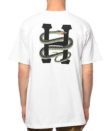 HUF Serpent Classic H White T-Shirt