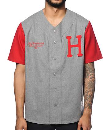 HUF Slugger Baseball Jersey