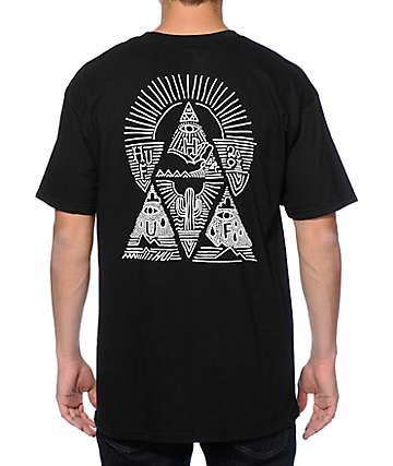 HUF Sonoran Triple Triangle T-Shirt