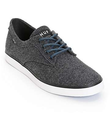 HUF Sutter Textile Skate Shoes
