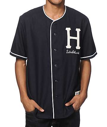 HUF Swing Kings Baseball Jersey