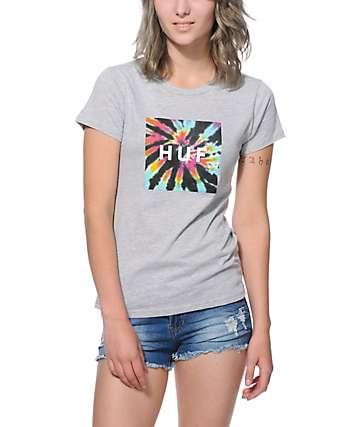HUF Tie Dye Box T-Shirt