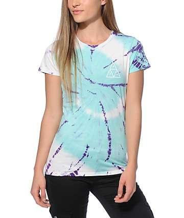 HUF Triangle Tie Dye T-Shirt