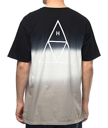 HUF Triple Triangle Gradient Wash T-Shirt
